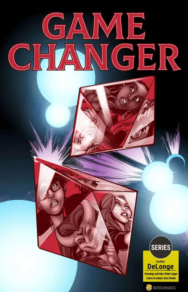 Game Changer_Series Cover