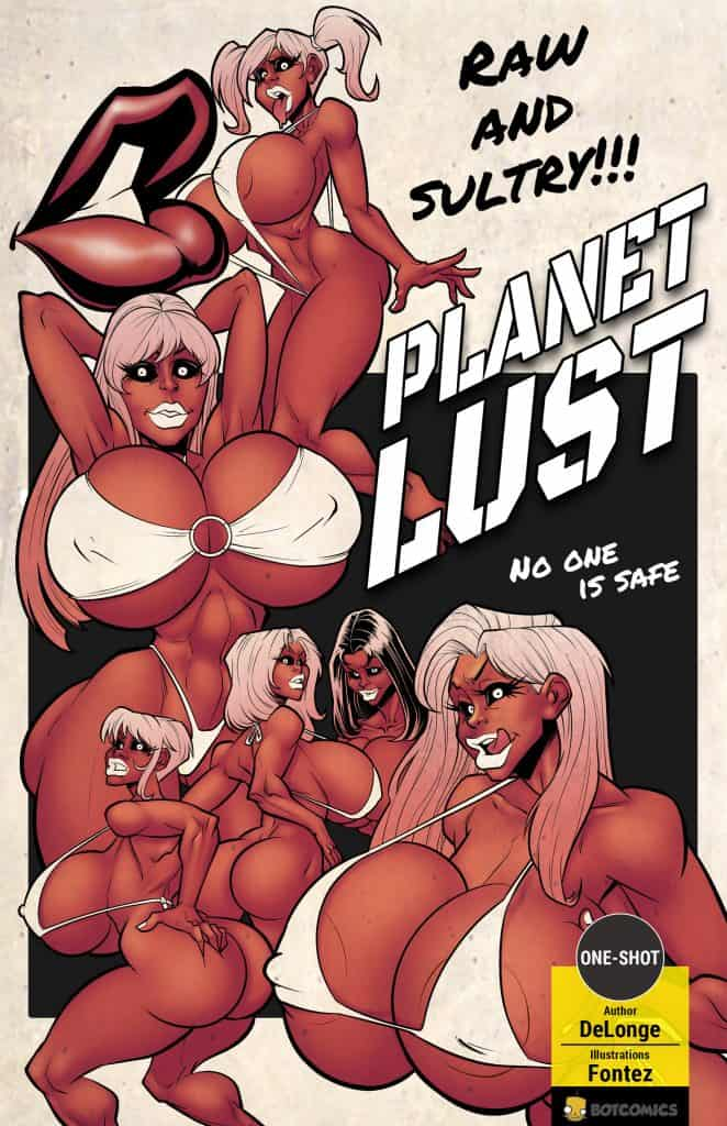 Planet Lust_Cover
