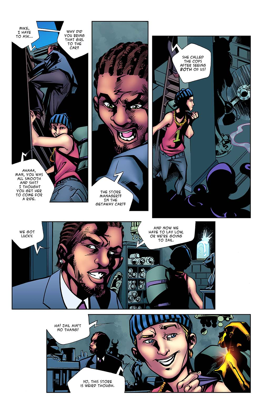 Spells R Us_Stolen Reflections_Page_2_Preview