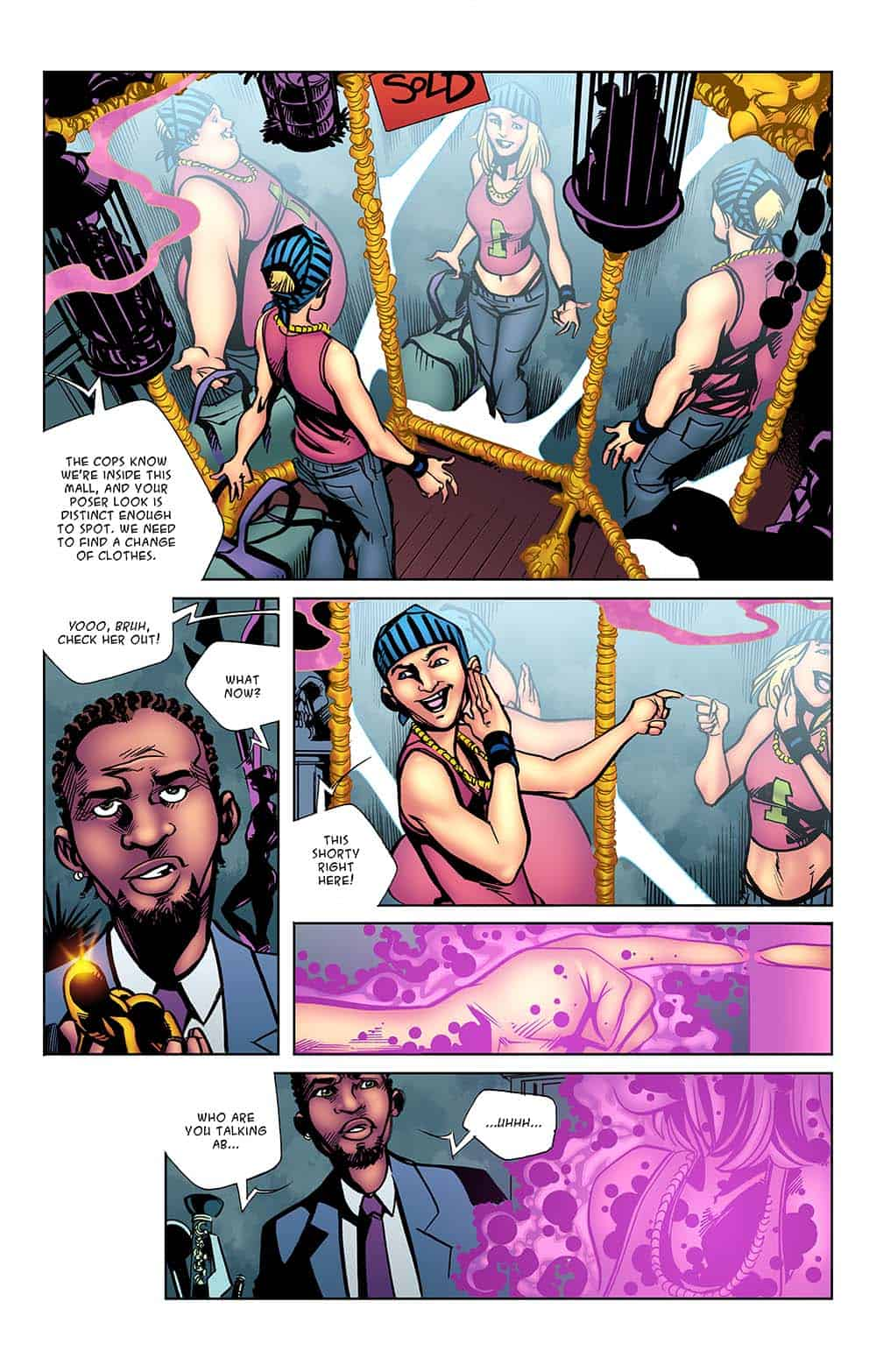 Spells R Us_Stolen Reflections_Page_3_Preview